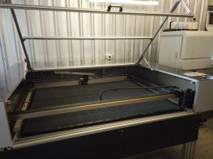 Laser Cutting Binterjet