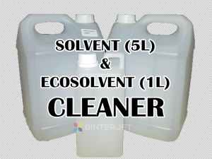 Solvent & Ecosolvent Cleaner