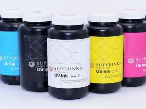 Superinks UV Hard Ink & Soft Ink
