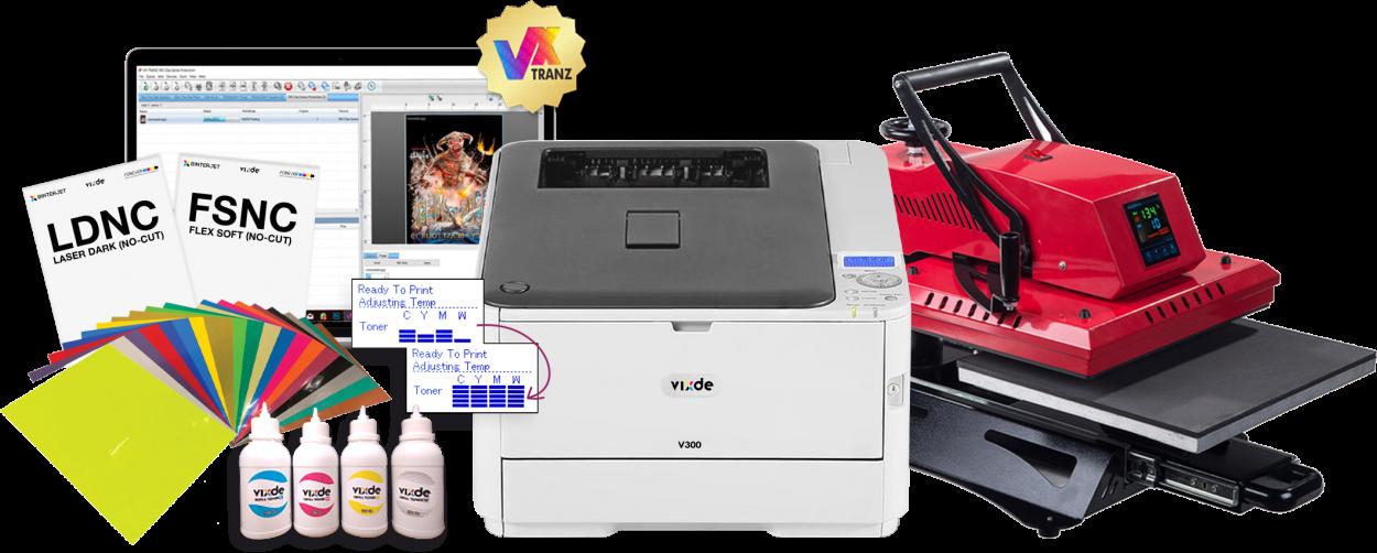 Keunggulan Printer Vixde
