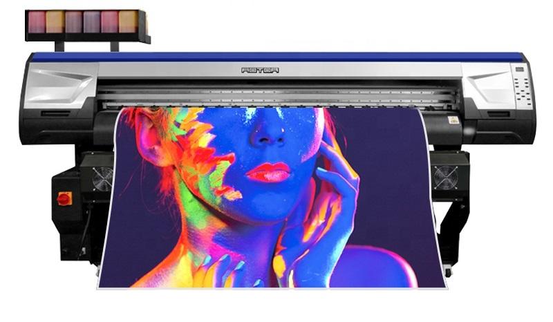 Printer large format Sublim Epson i3200 fluorescent